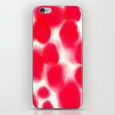 Platelets iPhone Skin