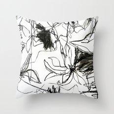 abstrakt 28 Throw Pillow