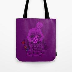 Gift - violet version Tote Bag