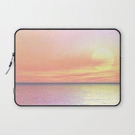 Beachside sunset Laptop Sleeve