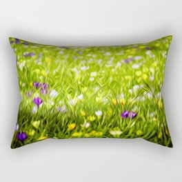 SPRING AWAKENING  Rectangular Pillow