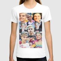 kiki T-shirts featuring Pastel Kiki by awkwardxadolescent
