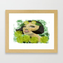 Swamp-like Framed Art Print