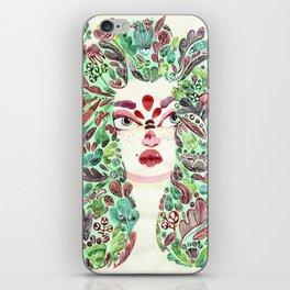 Mermaid Hair iPhone Skin