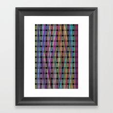 Weave#2 Framed Art Print
