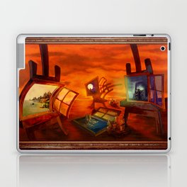 """Land Escape"" Laptop & iPad Skin"