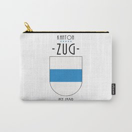 Canton of Zug Carry-All Pouch