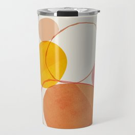 Abstraction_Balance_Minimalism_Lines_01 Travel Mug