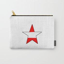flag of austria 6 -Österreich,Austrian,Österreicher,Vienna,Salzburg,Mozart, Schoenberg Carry-All Pouch