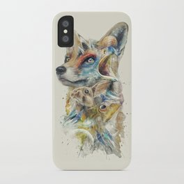 Heroes of Lylat Starfox Inspired Classy Geek Painting iPhone Case