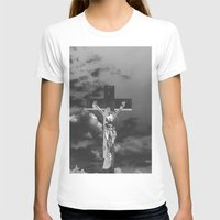 christ T-shirts featuring Jesus Christ by Kook Berry