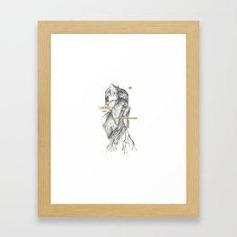 Interrupted Journey Framed Art Print