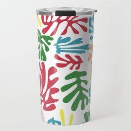 Matisse Pattern 004 Travel Mug