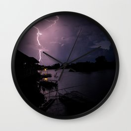 Mekong Dream Wall Clock