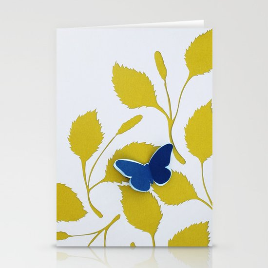 Butter'land' Stationery Cards