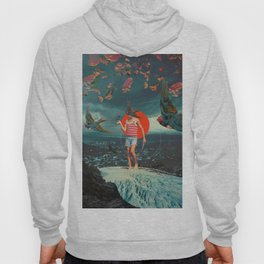 The Boy and the Birds Hoody