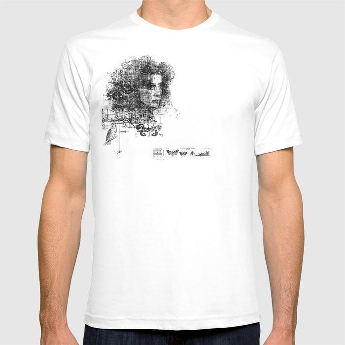 involuntary dilation of the iris T-shirt