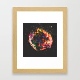Gula Framed Art Print