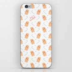 Kawaii Gingerbread iPhone & iPod Skin