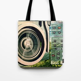 BassBooster plugin by Softrave & SyncerSoft Tote Bag