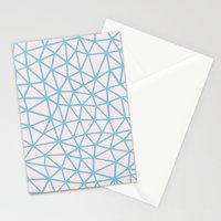 Seg Blue Pink Stationery Cards