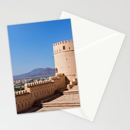Nakhl Fort, Oman Stationery Cards