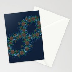 Turtles All The Way Down Stationery Cards
