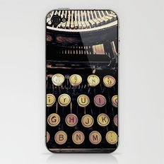 backspace iPhone & iPod Skin