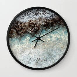 Forever Ago Wall Clock