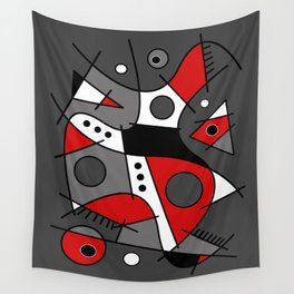 Harlequin #1 Wall Tapestry