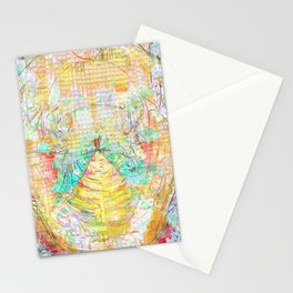 Location of the Enigma Stationery Cards