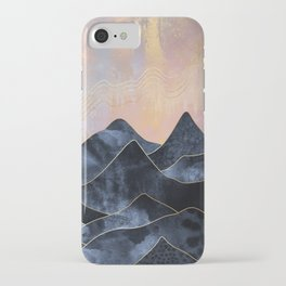 Mountainscape iPhone Case