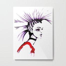 Naomi Metal Print