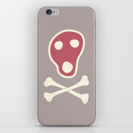 Pirates of Steaks iPhone Skin
