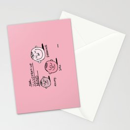 The Illustrative Mind / I Drew This Thing Stationery Cards