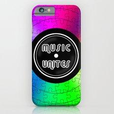 music unites iPhone 6s Slim Case