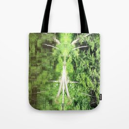 With arms Outstretched Tote Bag