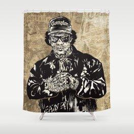 ZombEazy Shower Curtain