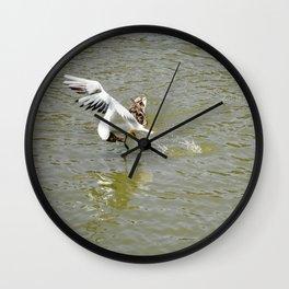 Bird Flexibility Wall Clock