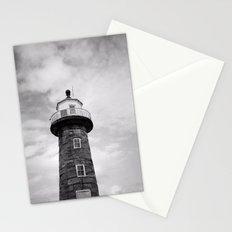 Whitby Lighthouse Stationery Cards