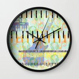 MUSIC RECORDING STUDIO Wall Clock