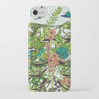 huebucket iPhone & iPod Cases featuring Daydreamer by Huebucket