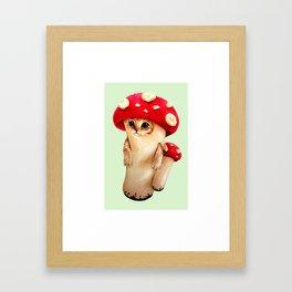 Wasabi Chan Framed Art Print
