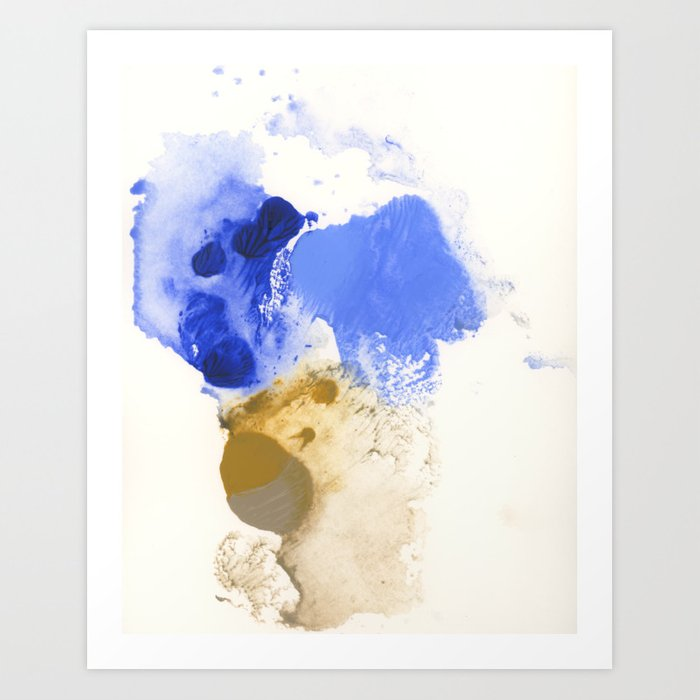 Litmus No. 3 Art Print