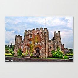 Hever Castle Canvas Print