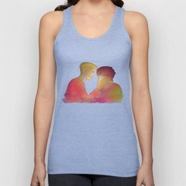 Love, No Matter The Cost Unisex Tank Top