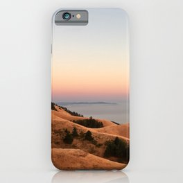 Untitled Sunset #1 iPhone Case