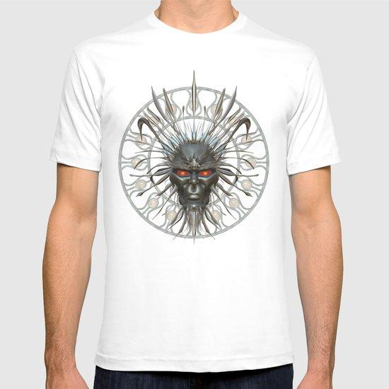 Face of the Demon King .. fantasy art T-shirt