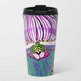Lady Slipper Metal Travel Mug