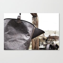 Worn Out Canvas Print